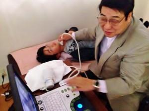 20131208第1回甲状腺検査